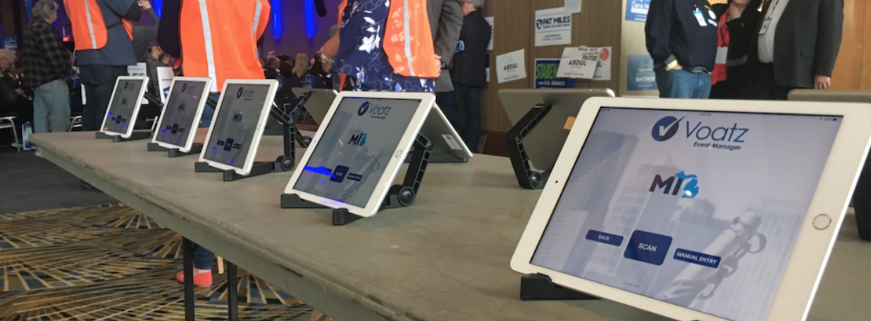 voatz voting tablets